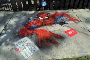 """Spiderman"" By: Michel Le"